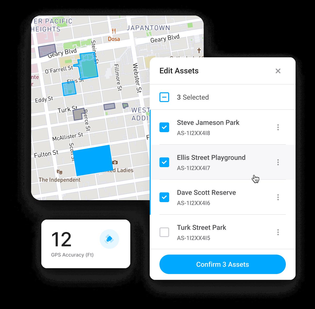 Location Data Switching