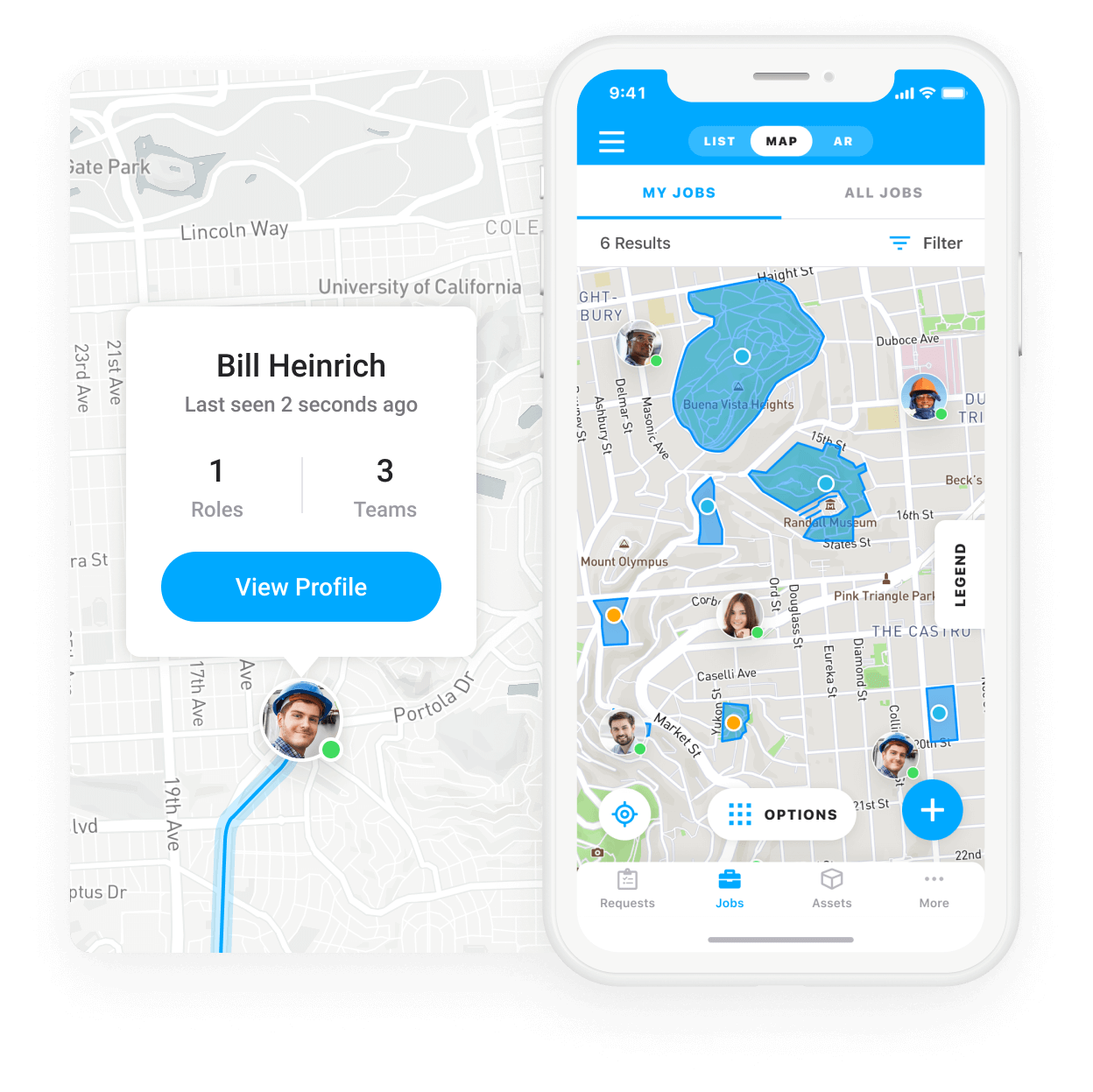 Worker Asset Real-time Location